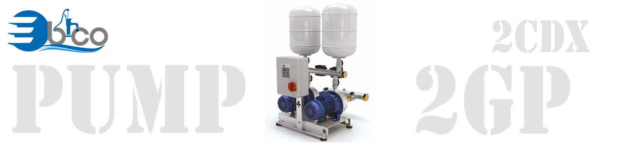 booster-pump-2gp-2cdx-ebara